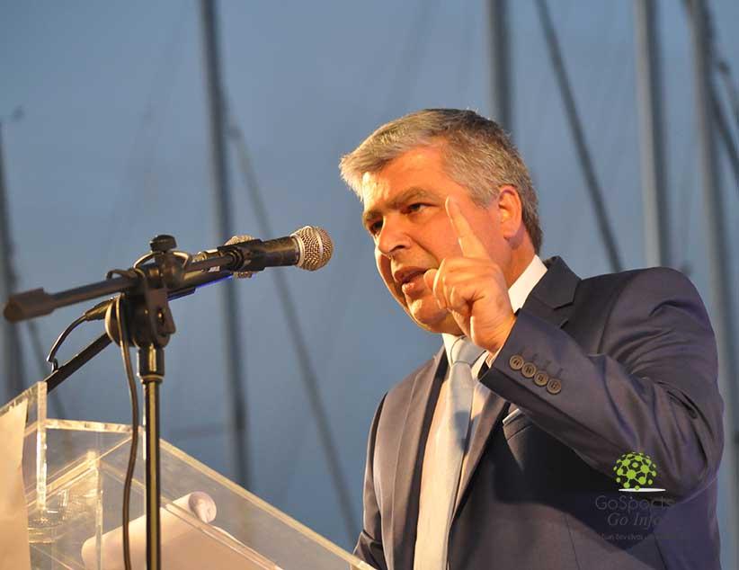 Πραγματοποιήθηκε η κεντρική ομιλία της παράταξης «ο Δήμος της Καρδιάς μας» με επικεφαλή τον Υποψήφιο Δήμαρχο κ. Νίκο Γεωργάκο