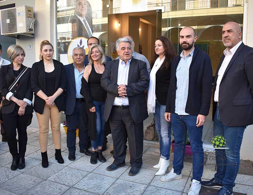 Πραγματοποιήθηκαν εγκαίνια στα εκλογικά κέντρα της παράταξης «Ήπειρος Όλον» σε, Άρτα, Ηγουμενίτσα και Πρέβεζα!
