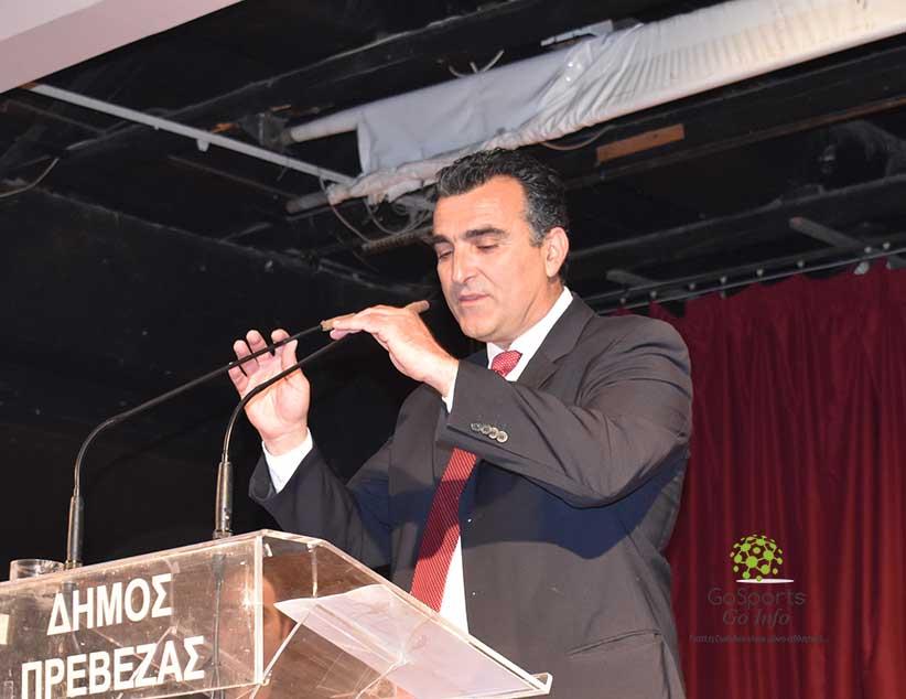 Τους Υπ. Δημοτικούς Συμβούλους της παράταξης ''Ανάπτυξη Τώρα'' παρουσίασε ο Υπ. Δήμαρχος κ. Γιώργος Νίτσας