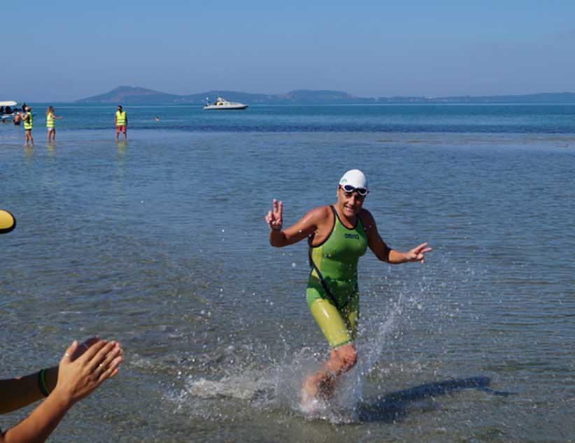 Την Κυριακή 21 Ιουλίου ο 15ος Κολυμβητικός Διάπλους Αμβρακικού και το 2ο Koronisia Sprint Triathlon