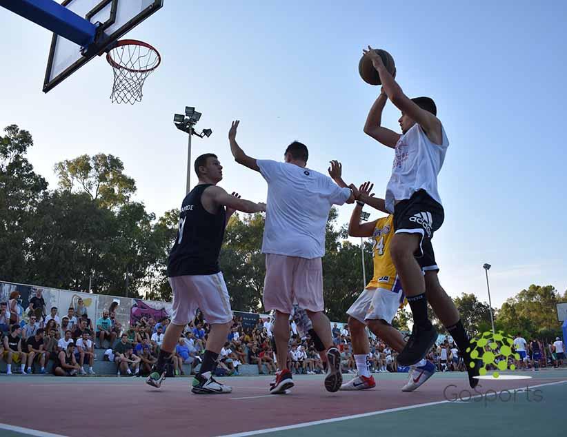 Πλούσιο ήταν το θέαμα στη 2η ημέρα του 8ου Preveza 3on3 Basketball Tournament
