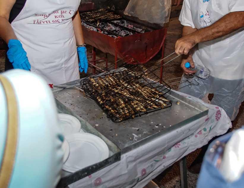 Η  γιορτή της  Σαρδέλας θα   αποτελέσει και φέτος σημείο αναφοράς για την Πρέβεζα.