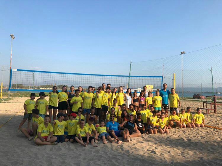 Mε επιτυχία ολοκληρώθηκε το αποχαιρετιστήριο τουρνουά beach volley2019 που διοργάνωσε ο ERMIS PREVEZAS