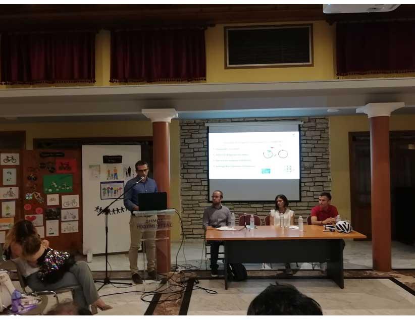 Δήμος Ηγουμενίτσας: Στην πόλη περπατώ & ποδηλατώ…τη ζωή μου ωφελώ