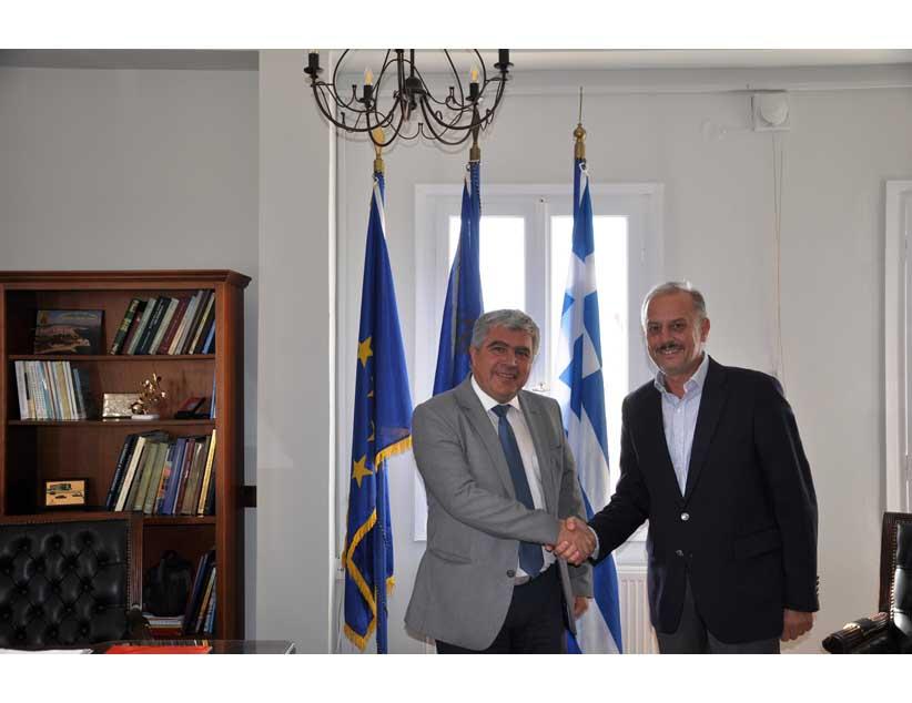 Ο Αντώνης Μπέζας νέος Γενικός Γραμματέας στον Δήμο Πρέβεζας.