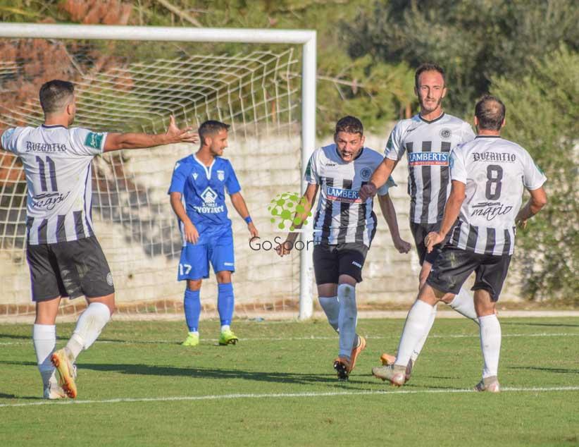 Επέστρεψε στις νίκες η Αναγέννηση Άρτας- 2-0 τον Ναυπακτιακό