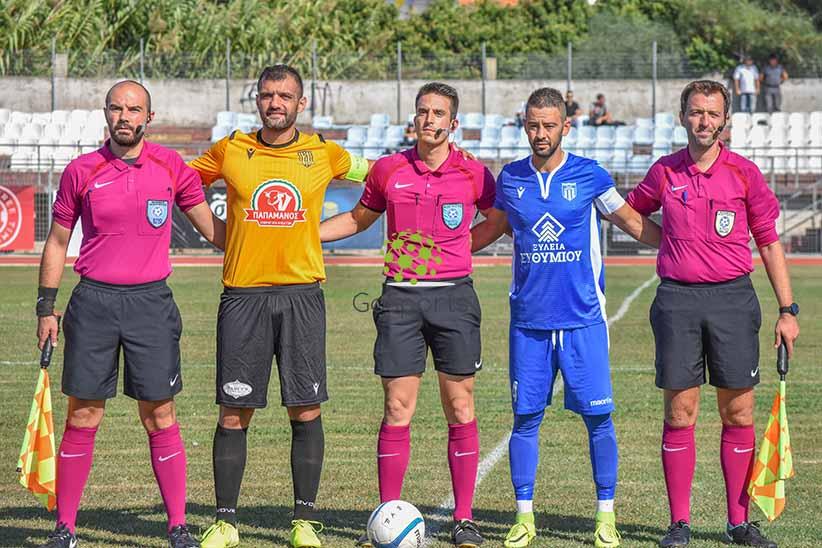 Τα κλικ από τον αγώνα Κυπέλλου ΠΑΣ Πρέβεζα vs ΠΑΣ Αχέρων Καναλακίου
