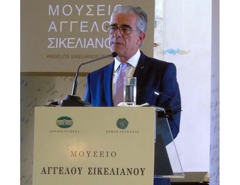 Δρακονταειδής: Τους παραδίδουμε στην κρίση των πολιτών της Λευκάδας!!!