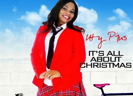 Uty Pius - It's All About Christmas art