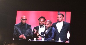 grammys 2016 kirk franklin, travis greene, Jonathan Mc Reynolds