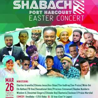 shabarch concert