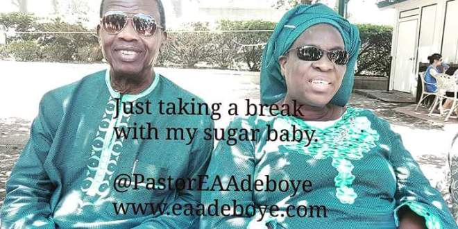 daddy go and wife