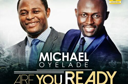 micheal - are you ready