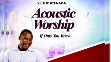 VICTOR ATENAGA - IF ONLY YOU KNEW