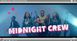 midnight crew - Shout Halleluyah