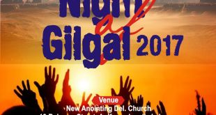 Night Of Gilgal