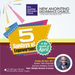 The new anointing deliverance church