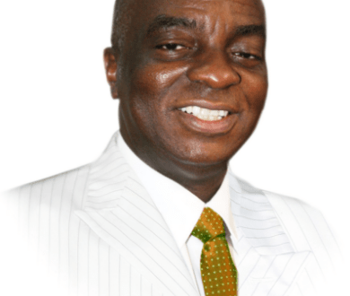 Bishop David Oyedepo Unveils Shiloh 2017 Theme  A New Dawn