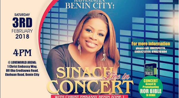 SLIC in Benin City