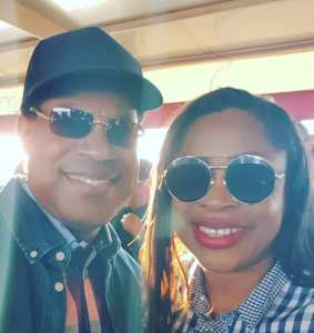 pst. chris X sinach