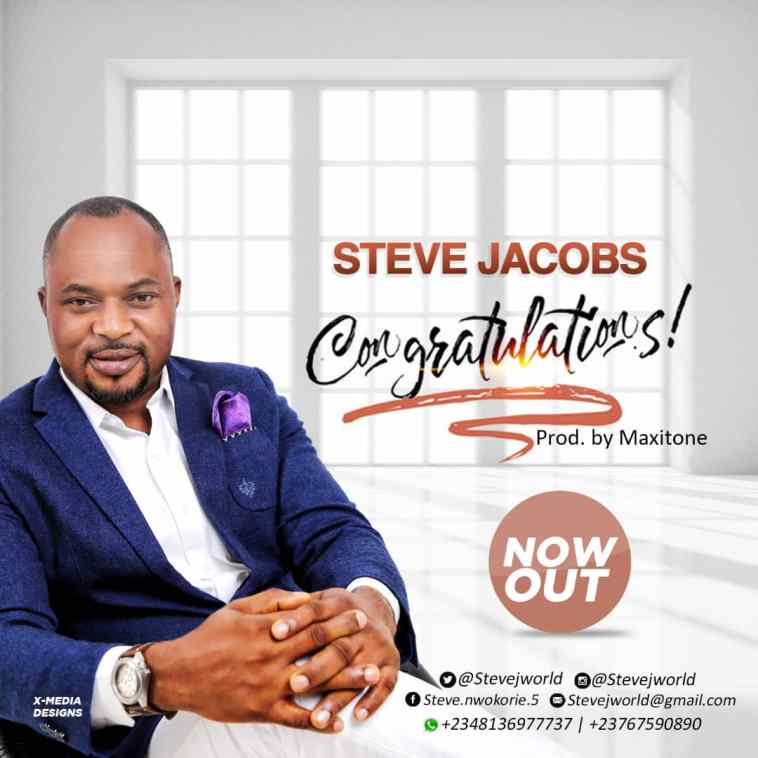 Congratulations by Steve Jacobs