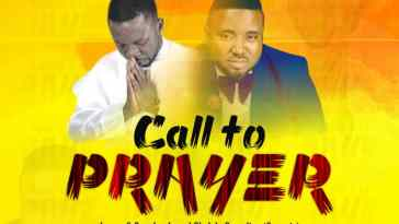 """Multi talented gospel artiste Oladimeji Emmanuel a.k a Image is out with a brand new highly spirited single titled """"Call to Prayer"""". This is a song that speaks about the power of prayers. Looking at all the happenings around the world in recent times, its obvious that what we need at this trying moment is God. Prayer indeed is the key that unlocks every door. If there is a man to pray, there is a God to answer. This song is an old hymnal song titled """" Wakati Adura Didun"""" and it features the highly sort aftered Prophet Israel Oladele Ogundipe who is popularly known as Genesis. The song talks about the efficacy of prayers and what prayers can do in the life of a man. This is one song that every household must have in their music libraries. According to the music minister, this single is one of the tracks in his forthcoming album that will be released before the end of the year"""