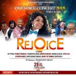 Uty Pious one voice concert