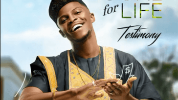 Nigeria's foremost gospel music fuji pop artist Saliu Aliyu Olaiwola who is professionally known as Testimony Jaga is out with his latest2018 spanking single titled, Gone For Life. The song is beautifully rendered with some infusion of English and Yoruba.