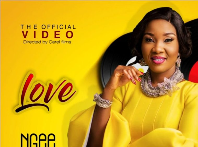 NGEE Love Official Video Art Work (1)