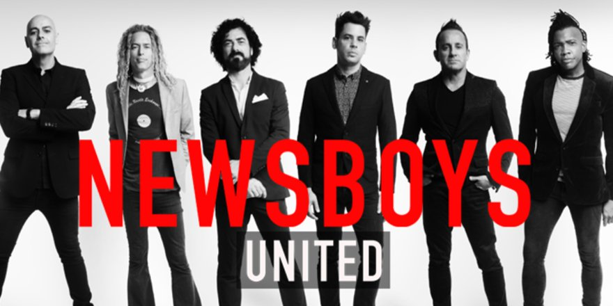 NEWSBOYS- 'KING IS COMING' VIDEO