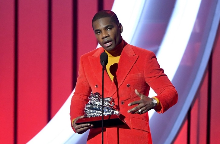 Kirk Franklin Accepts His Award at 2019 Soul Train Awards-196-Getty Images for BET