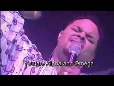 Israel houghton alpha and Omega