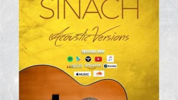SINACH- ACOUSTIC VERSIONS