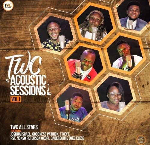MUSIC VIDEO- ACOUSTIC SESSIONS VOL.1 - TWC