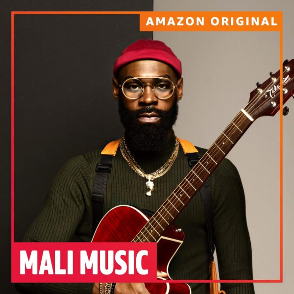 MALI MUSIC RELEASES WATERFALLS COVER