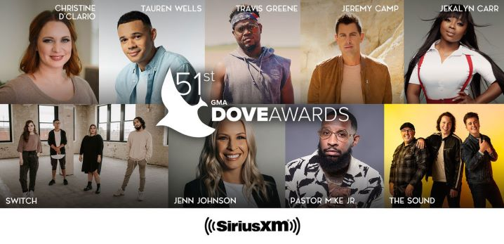 GMA DOVE AWARDS ANNOUNCES MORE PERFORMERS