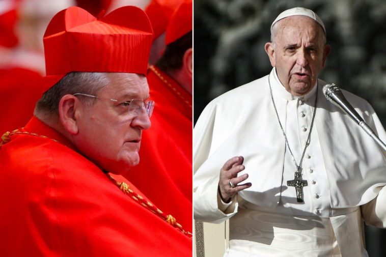 POPE FRANCIS CRITICIZED FOR SUPPORTING SAME-SEX UNION