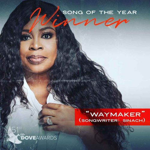 SINACH WINS SONG OF THE YEAR AT GMA AWARDS