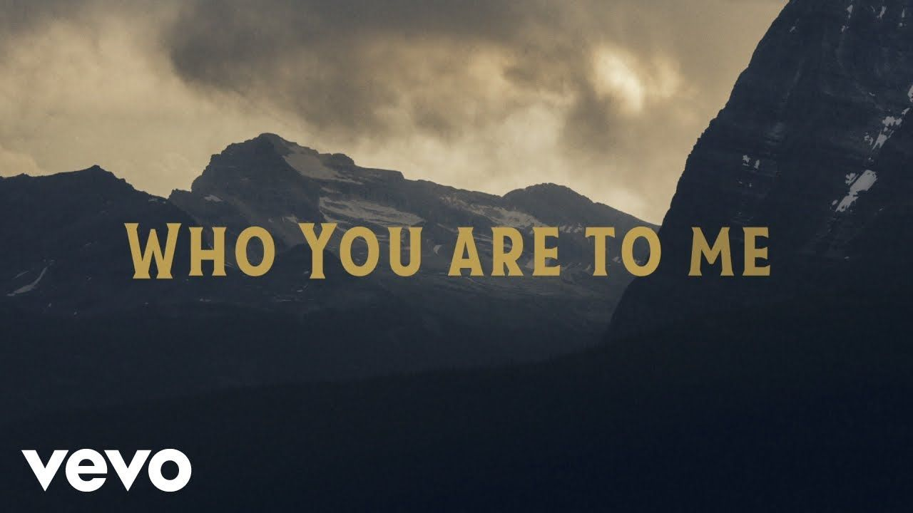 CHRIS TOMLIN'S 'WHO YOU ARE TO ME' TOPS CHARTS