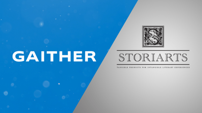 GAITHER MUSIC GROUP ENTERS PARTNERSHIP WITH STORIARTS