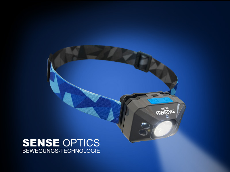 Die Freestyle Sense Optics mit Bewergungs-Technologie