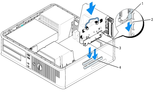 Expansion Cards: Dell OptiPlex 745 User's Guide