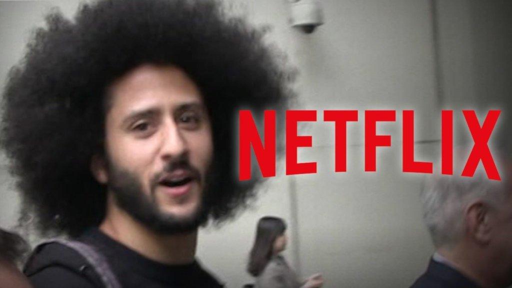 Colin Kaepernick Gets Netflix Series Based on His High School Years