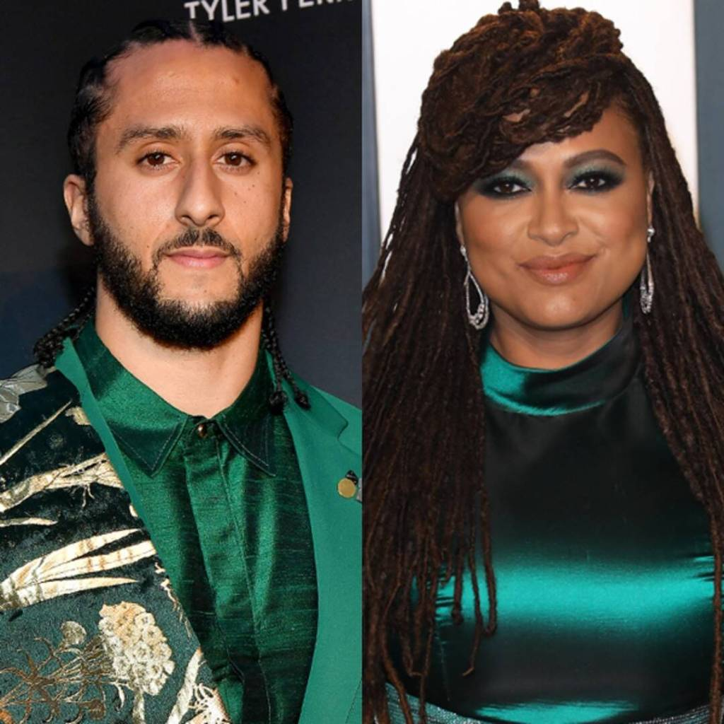 Colin Kaepernick Teams With Ava DuVernay for Netflix Series About His High School Years