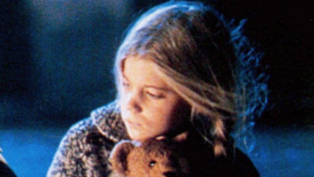 Little Katie in 'Moonwalker' 'Memba Her?!