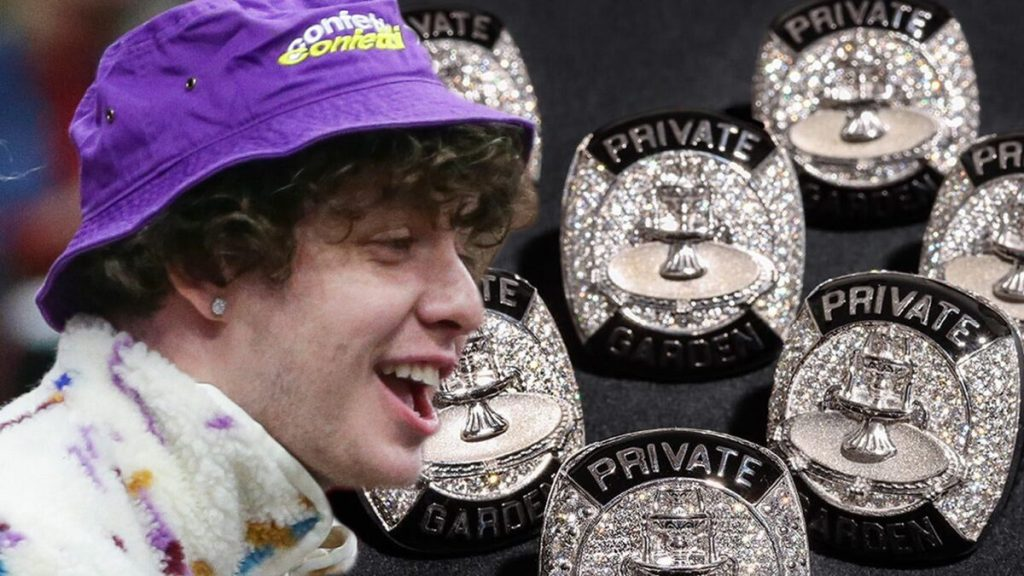 Jack Harlow Drops Around $110k for Championship Rings for His Crew