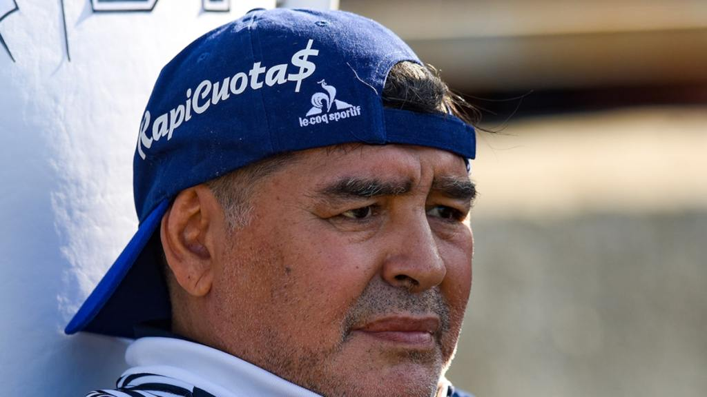 Diego Maradona's Doctor's House Raided, Investigated for Negligence in Death