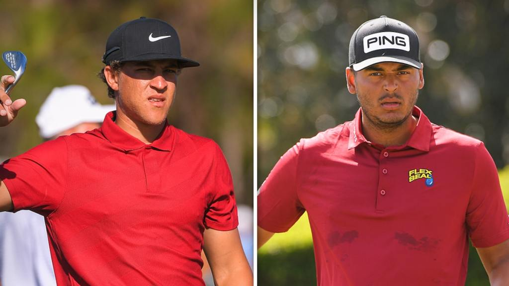 Pro Golfers Pay Tribute to Tiger Woods By Wearing Red