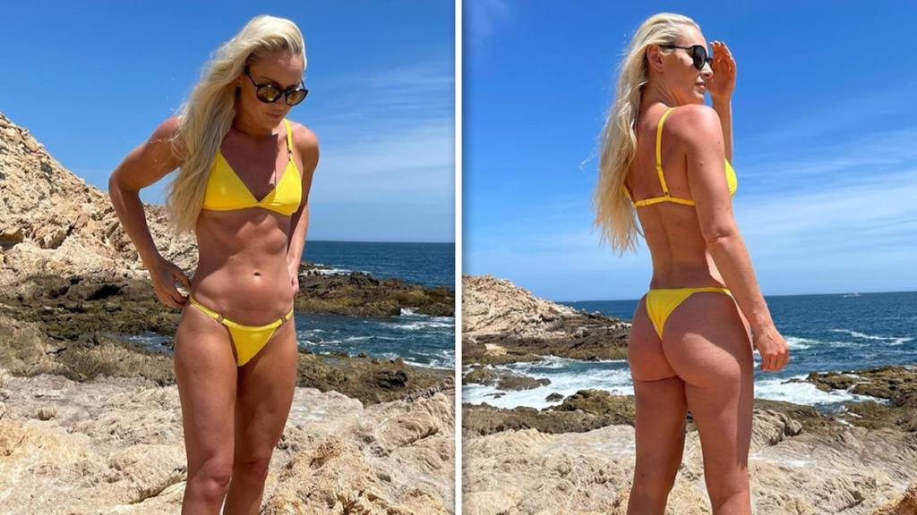 Lindsey Vonn Flaunts Awesome Physique In Bikini Pics, 'I'm Proud of Myself'
