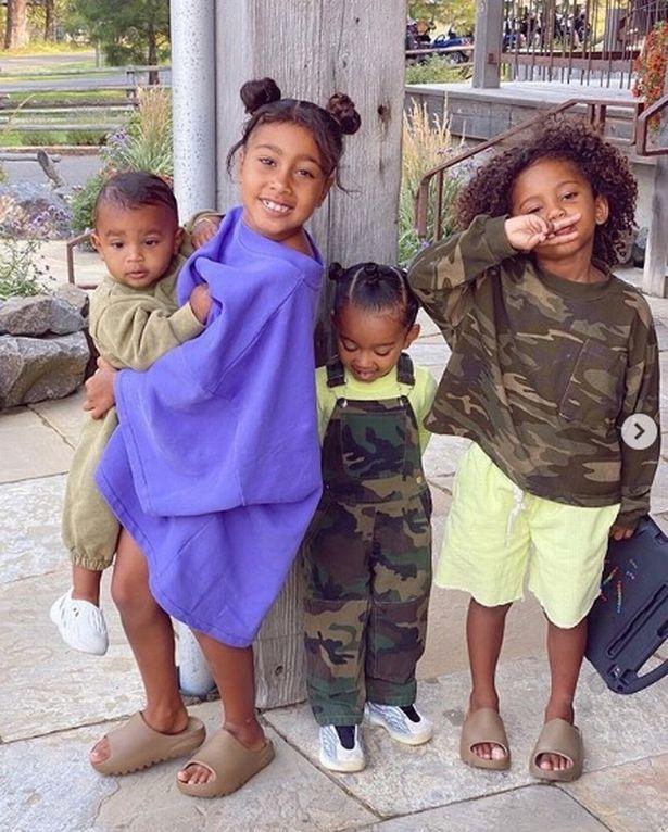 Kim kardashian kids